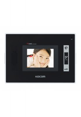 kocom,color videophone,videophone,screen,handfree