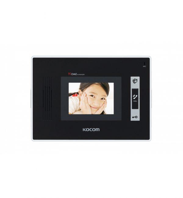 kocom,color videophone,videophone,screen,handfree