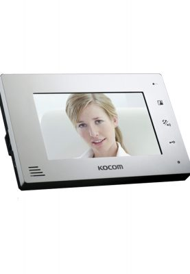 kocom,color videophone,videophone,screen