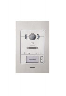 Infiniteplay,FLUSH MOUNT,entrance panel,audio,video,touch buttons