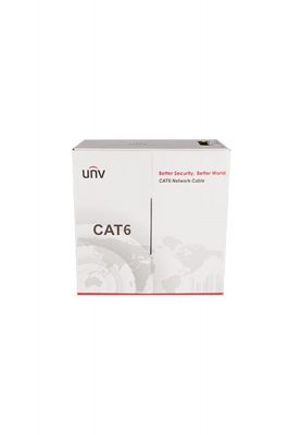 uniview,cat 6,cable,network