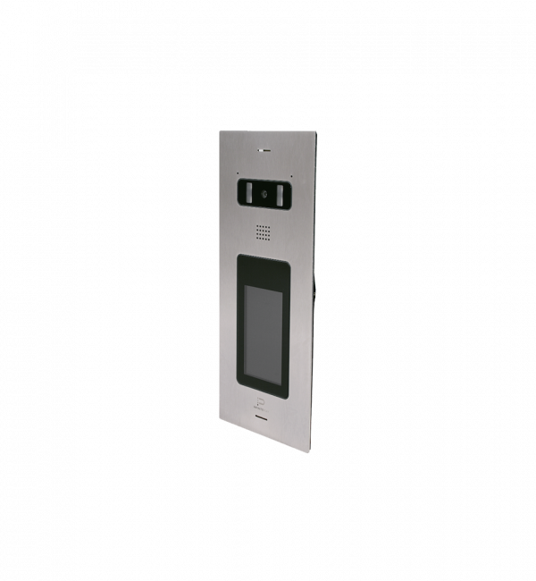 infiniteplay,mount,entrance panel,touch display,camera