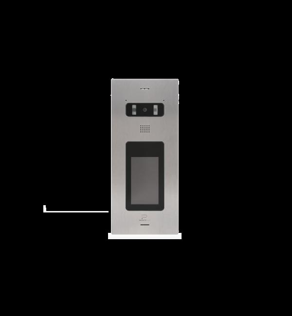 infiniteplay,flat flush mount,entrance panel,touch display