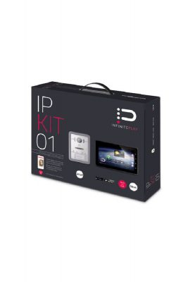 infiniteplay,audio-video kit,monitor,touch screen