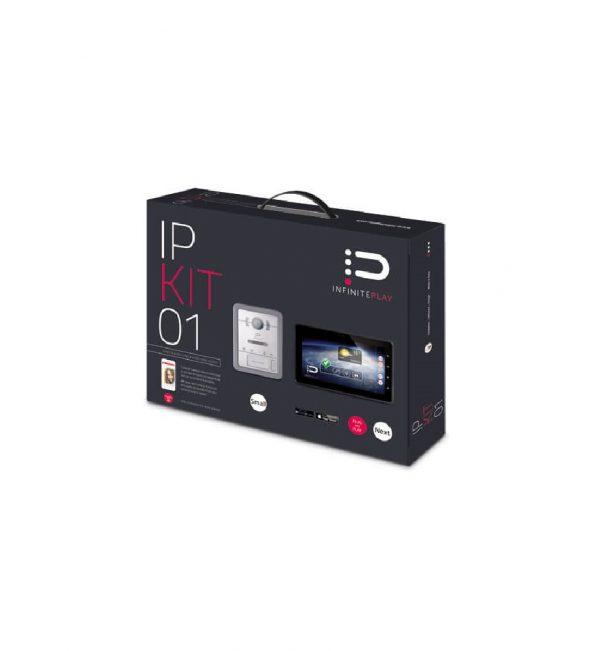 infiniteplay,audio-video kit,monitor,touch screen