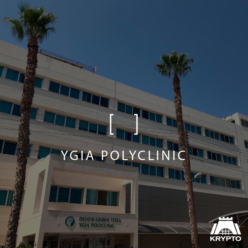 ygia polyclinic, case study