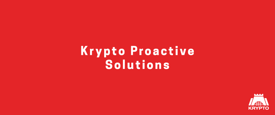 Krypto AI Proactive Solutions