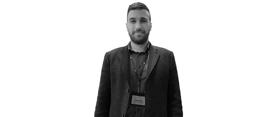 Krypto People: Antonis Antoniou – Senior Sales Consultant
