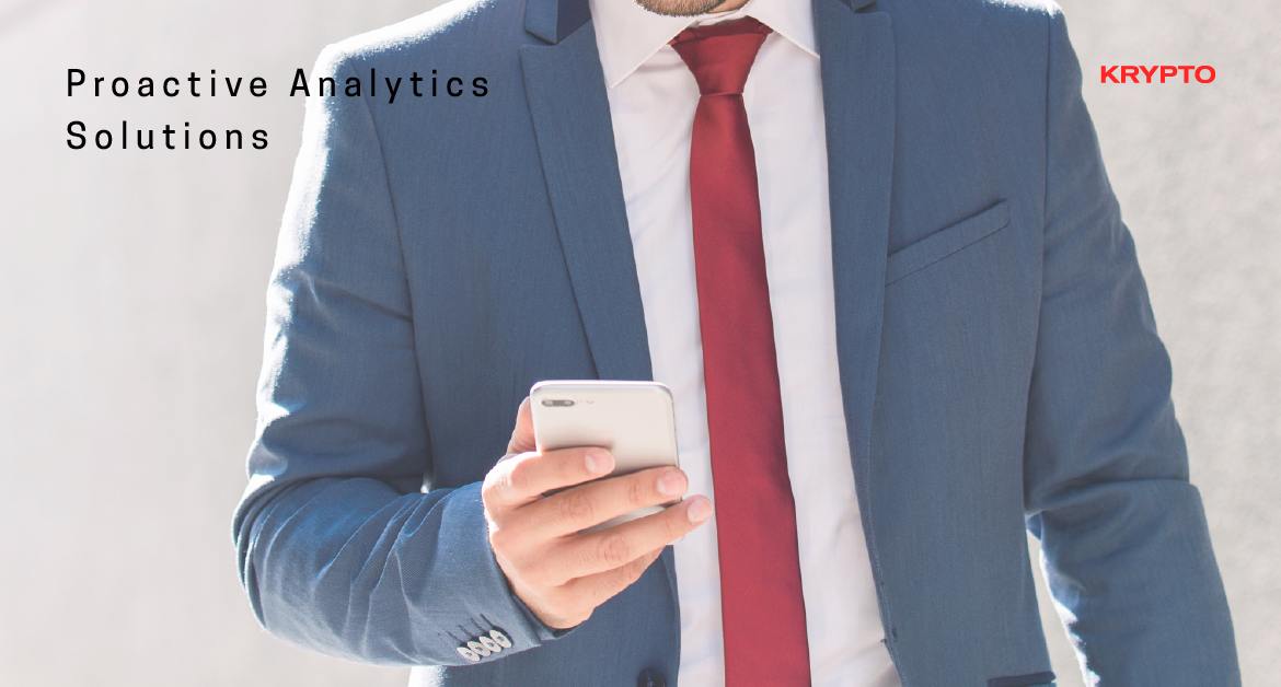 Krypto's Proactive Analytics Solutions